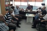 """""""اللجنة الشعبية في مخيم نهر البارد تجول على مدارس الأونروا"""