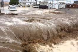العراق: 7 قتلى وتشريد مئات العائلات جراء السيول