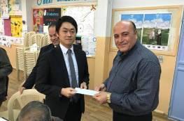 اللجنة الشعبية في بعلبك تلتقي وفد السفارة اليابانية
