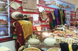 معرض تراثي في طمون جنوب طوباس بعنوان