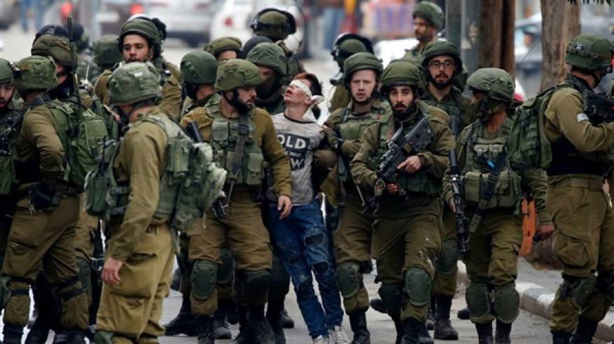 قوات الاحتلال تعتقل 47 مواطنا من الضفة