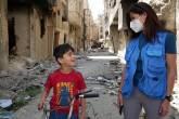 السيدة ليني ستينسيث، نائب المفوض العام للأونروا تختتم زيارتها الأولى إلى سورية وتدعو إلى زيادة الخدمات المقدمة إلى اللاجئين الفلسطينيين