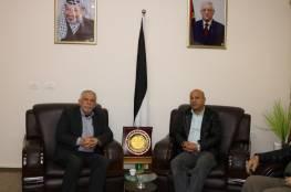 د. ابو هولي : الرئيس سيبقى صمام الامان للمشروع الوطني الفلسطيني واللاجئين الفلسطينيين على سلم اولياته
