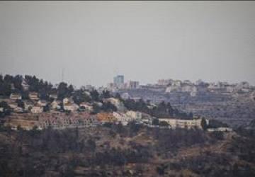 مستوطنة دولف غرب رام الله (أرشيف وفا)