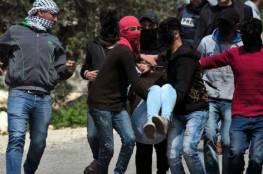 شهيدان وعشرات الإصابات خلال استهداف الاحتلال للمسيرات السلمية شرق القطاع