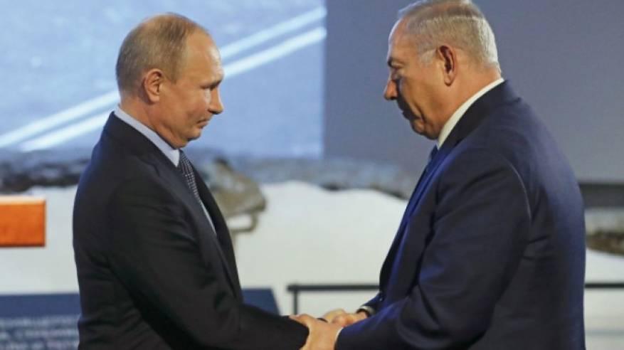 بوتين ونتنياهو سيلتقيان بعد أزمة إسقاط الطائرة الروسية