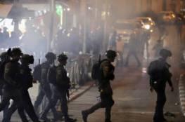 الاحتلال يشدد إجراءاته العسكرية في محيط القدس ويحد من دخول المئات للأقصى