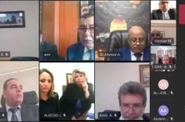 برئاسة د. أبو هولي : مؤتمر المشرفين يختتم اعماله ويحذر من خطورة الأزمة المالية الخانقة التي تواجهها
