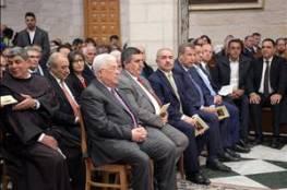 الرئيس يحضر قداس منتصف الليل في بيت لحم