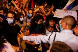 للأسبوع الخامس على التوالي.. آلاف الإسرائيليين يتظاهرون ضد نتنياهو
