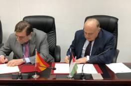 إسبانيا تُقدم مساهمة مالية بقيمة 10 ملايين يورو لصالح (أونروا)