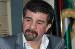 السفير عبد الهادي يطلع وزير الإعلام السوري على التطورات السياسية