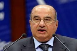 الزعنون يعزي رئيس مجلس النواب اللبناني بضحايا انفجار بيروت