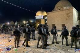 شهيدان برصاص الاحتلال وإصابات في باحات الأقصى واعتقالات في حي الشيخ جراح