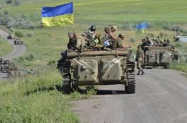 مناورات عسكرية أوكرانية تحاكي ضرب شبه جزيرة القرم الروسية (فيديو)