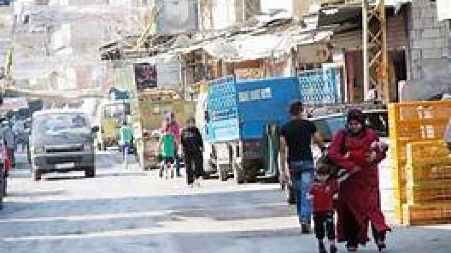 مخيم حماة للاجئين الفلسطينيين