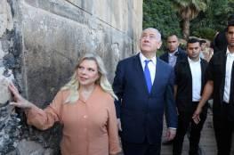نتنياهو يقتحم الحرم الإبراهيمي
