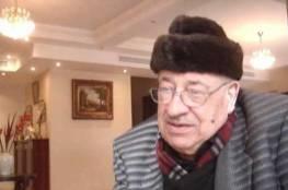 د. ابو هولي ينعي الكاتب والمفكر الفلسطيني سعيد المسحال احد اعمدة الثقافة الفلسطينية