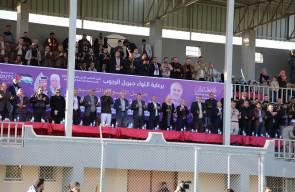 حفل ترسيم 1100 عضو كشفي جديد في المحافظات الجنوبية بحضور د. ابو هولي وحلس بتاريخ 8/3/2019
