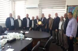 د. ابو هولي: الرياضة الفلسطينية شهدت نقلة نوعية في مسيرتها
