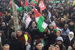 الجالية الفلسطينية في روسيا تؤكد دعمها مساندتها للرئيس