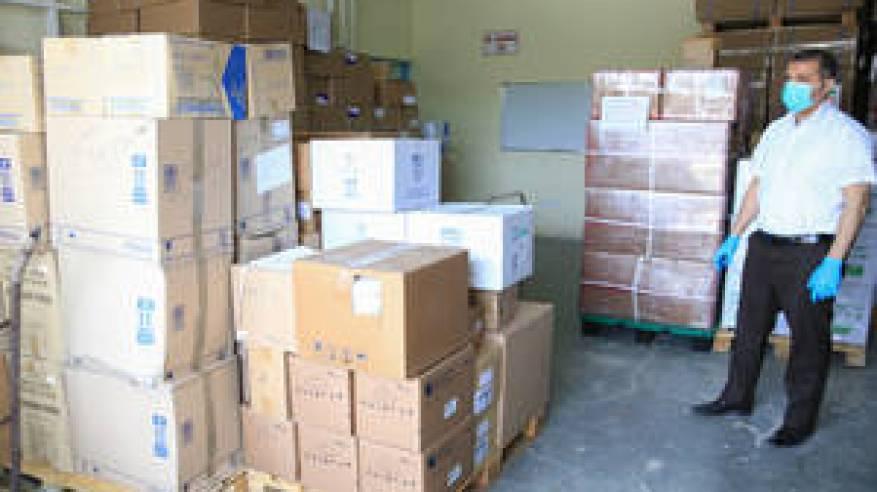 رعاية نوعية في أوقات من انعدام اليقين: الاتحاد الأوروبي يعمل على تمكين استجابة الأونروا الصحية لفيروس كورونا عند خط المواجهة.