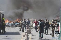 40 قتيلا في انفجار خلال تجمع ديني في كابول