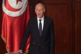 الرئيس التونسي: الحق الفلسطيني لن يسقط بالتقادم وحان الوقت لرفع الظلم عنها