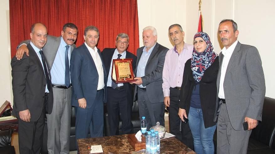 """سفارتنا في لبنان تستقبل لجنة """"كي لا ننسى صبرا وشاتيلا"""""""