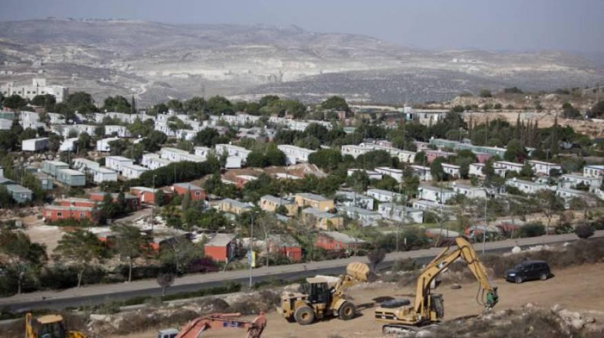 استيطان جديد على أراضي سلفيت وقلقيلية