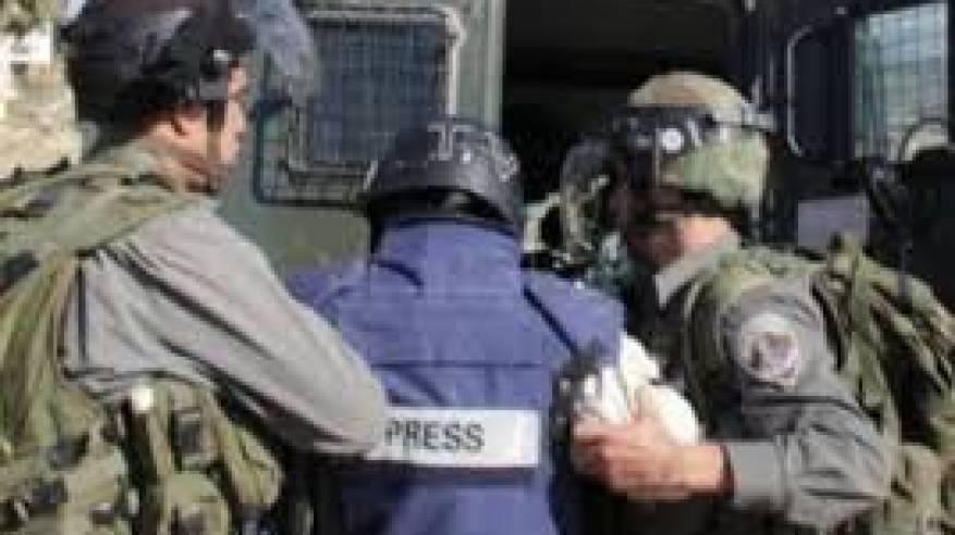 هيئة الأسرى تطالب المنظمات الحقوقية بالعمل على حماية الأسرى الصحفيين وإطلاق سراحهم