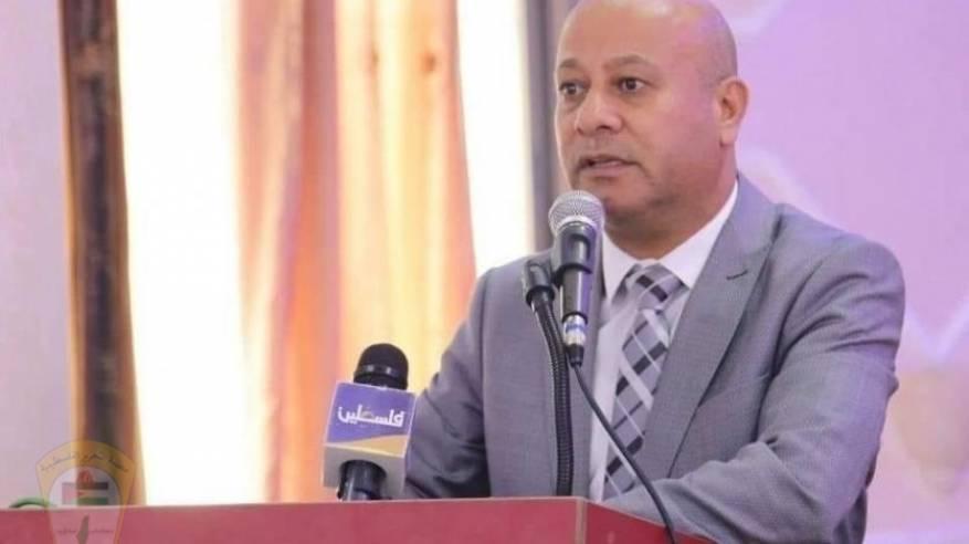 د. أبو هولي ينعي القائد الوطني الكبير حكم بلعاوي