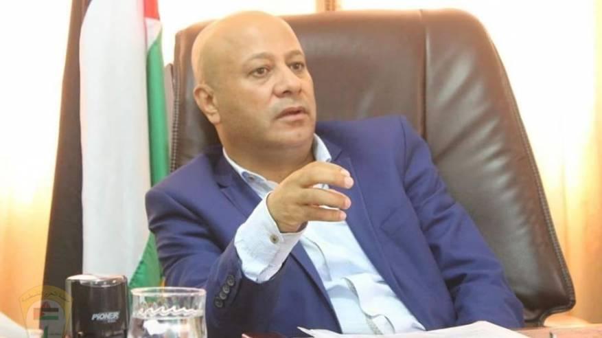 د. أبو هولي: مؤتمر المشرفين سيبحث قرار الضم الاسرائيلي وآليات تساعد