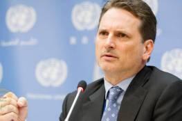 رسالة مفوض عام الاونروا بيير كرينبول إلى لاجئي فلسطين وموظفي الأونروا