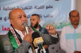 د. ابو هولي : اللجنة التنفيذية لمنظمة التحرير الفلسطينية تعتمد خطة تحرك على عدة مستويات لدعم