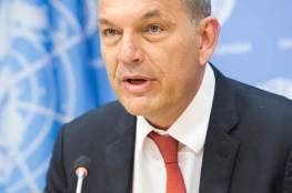 تعيين السويسري فيليب لازاريني مفوضا عاما للأونروا