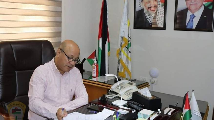 د. ابو هولي يطالب الاونروا الاعلان عن نداء طارئ جديد لمواجهة فيروس كورونا وتلبية احتياجات اللاجئين في المخيمات