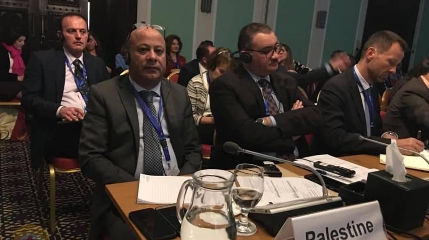 د. أبو هولي يطالب الامم المتحدة بترجمة الدعم السياسي للاونروا بدعم مالي  يمكنها من تقديم خدماتها