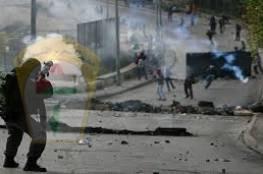 شهيد و9 إصابات برصاص قوات الاحتلال والمستوطنين في قرية المغير