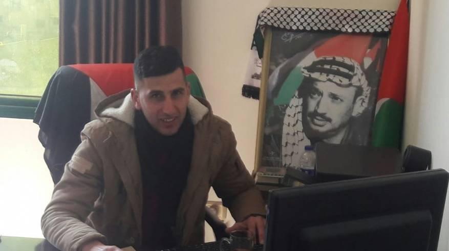 د.أبو هولي وطاقم الدائرة يهنئون زميلهم حسين ابو جابر بمناسبة زفافه