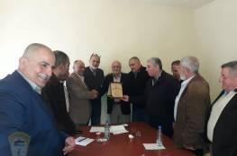 لجنة المتابعة المركزية للجان الشعبية في لبنان تلتقي اللجنة الشعبية لمخيم الرشيدية