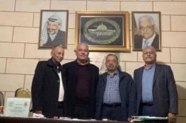 اليوسف وايوب والشعلان يزورون مكتب دائرة شؤون اللاجئين في لبنان
