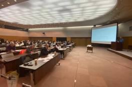 د. ابو هولي: تامين الحياة الكريمة لمجتمع اللاجئين لا يتعارض مع القرار 194 وحقهم السياسي في العودة