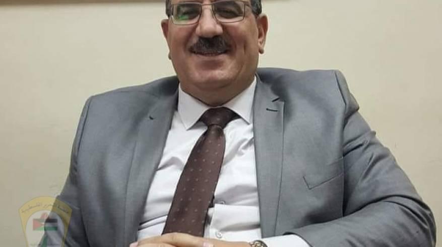 د. ابو هولي ينعي الأخ محمد عوض ابو شعيرة عضو اللجنة الشعبية  في مخيم  بيت جبرين (العزة)