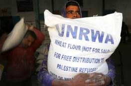 اللجنة الشعبية برفح تطالب الاونروا  بتوزيع سلات غذائية لجميع اللاجئين المسجلين لديها