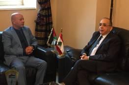 د. ابو هولي: موقف لبنان المبدئي والثابت الرافض للتوطين شكل صمام الأمان لحق العودة