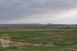 النقب: تجريف أراض زراعية في تل عراد