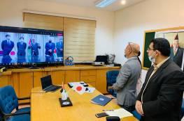 توقيع اتفاقيتي دعم ياباني لصالح المخيمات وبناء مدارس بقيمة 33 مليون دولار