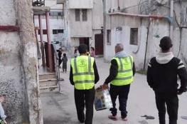 لجنة الطوارئ مخيم عسكر الجديد تنظم حملتين للنظافة العامة وتعقيم المؤسسات داخل المخيم