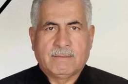 د. ابو هولي يتقدم بأحر التعازي من أخيه الوزير د. احمد مجدلاني بوفاة شقيقه محمد